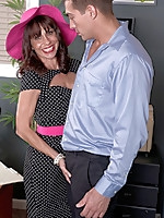 40 Something - Sage Fucks While Her Husband Watches - Sage Quest (44 Photos)